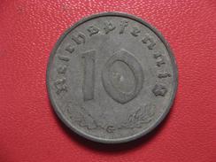 Allemagne - 10 Reichspfennig 1940 G 8264