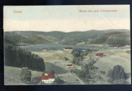 Cpa  Allemagne Titisee Gruss Aus Dem Schwarzwald    NCL8 - Titisee-Neustadt