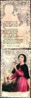 85004) Santino Merlettato- C'est Au Milieu Des Epines Que Le Chretien Cherche-squasse Lebel E Massin-3342 - Images Religieuses