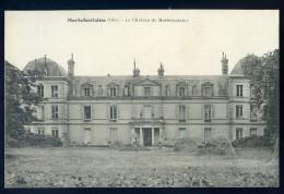 Cpa  Du 60  Mortefontaine -- Le Château De Mortefontaine    NCL8 - Andere Gemeenten