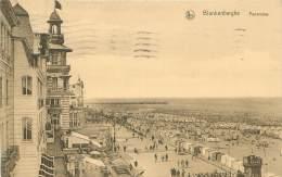 BLANKENBERGHE - Panorama - Blankenberge