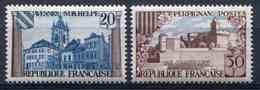 Série Tricentenaire Du Traité Des Pyrénées De 1959 : Avesnes-sur-Helpe Et Peperpignan (Neufs Sans Charnière) - Ungebraucht