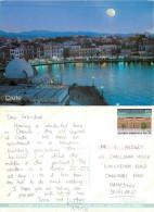 Chania, Crete, Greece Postcard Posted 2001 Stamp - Grecia