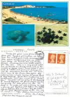 Gerakas, Zakynthos, Greece Postcard Posted 1999 Stamp - Greece