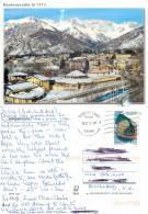 Bardonecchia, TO Torino, Italy Postcard Posted 2012 Stamp - Italien