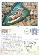 Isola Tiberina, Roma, Italy Postcard Posted 2010 Stamp - Roma (Rome)