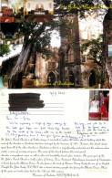 St John's Church, Barbados Postcard Posted 2012 Stamp - Barbados