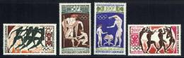 1964  Jeux Olympiques De Tokio  ** - Gabon (1960-...)