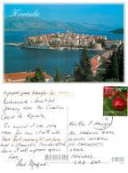 Korcula, Croatia Postcard Posted 2013 Stamp - Croatia
