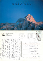 Triglav, Croatia Postcard Posted 2000 Stamp - Croatia
