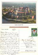Krakow, Poland Postcard Posted 2011 Stamp - Polen