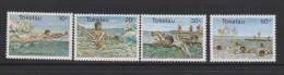 Tokelau Mi 66-69 Water Sports - Surfing - Swimming - 1980 ** - Tokelau
