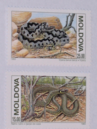 MOLDAVIE / MOLDOVA  1993   LOT# 1  REPTILE - Moldavie