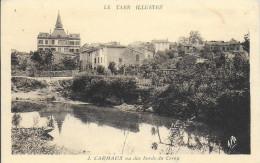 81)   CARMAUX  - Vue Des Bords Du Cerou - Carmaux