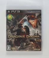 PS3 Japanese : Dragon's Dogma BLJM-60379 - Sony PlayStation