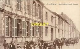 29 Morlaix, La Manufacture Des Tabacs, éd Nozais 43, Cliché Pas Très Courant, Affranchissement Exposition 1931 - Morlaix