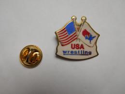 Beau Pin's , Lutte , USA Wrestling - Worstelen