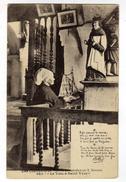 Cpa N° 325 Les Chansons De BOTREL Illustrées Le Voeu à Saint Yves - Bretagne