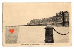 12045-LE-59-Sanatorium De Zuydcoote-La Digue Et Sa Rampe - Altri Comuni