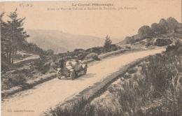 15 - PAULHENC - Route Du Pont De Tréboul Et Rochers De Turlande, Près Pierrefort - Automobile - Altri Comuni