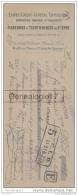 75 13 147 PARIS SEINE 1920 Laines Cotons Canevas FILATURES TEINTURERIES DE SAINT EPIN Succ POIRET FRERES  à MILOU - Cambiali