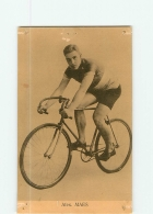 CYCLISME - Alex MAES - En L' état  - 2 Scans - Cycling