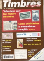 TIMBRES Magazine N°99 – 03/2009. L'officiel De La Philatélie - Français (àpd. 1941)