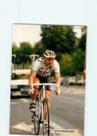 Pedro SILVA RODRIGUES . Lire Descriptif. 2 Scans. Cyclisme. - Radsport