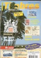 TIMBRES Magazine N°92 – 07/2008. L'officiel De La Philatélie - Français (àpd. 1941)