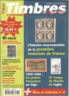 TIMBRES Magazine N°82 – 09/2007. L'officiel De La Philatélie - Français (àpd. 1941)
