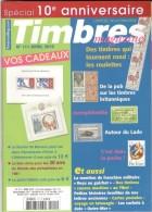 TIMBRES Magazine N°111 – 04/2010. L'officiel De La Philatélie - Français (àpd. 1941)