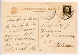 STORIA POSTALE - CARTOLINA POSTALE - ROMA CAMERA DEI DEPUTATI - VIAGGIATA 1939 - Storia Postale