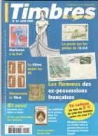 TIMBRES Magazine N°91 – 06/2008. L'officiel De La Philatélie - Français (àpd. 1941)