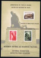 Belgium: 1954 Luxevelletje / Feuillet De Luxe LX17 - Hojas De Lujo