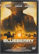 DVD BLUEBERRY Avec Vincent Cassel - Komedie