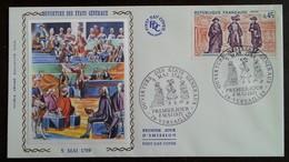 FDC 1971 - YT N°1678 - OUVERTURE DES ETATS GENERAUX - VERSAILLES - 1970-1979