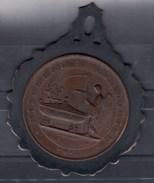 MISERERE MEI DOMINE MARQUESA VALDETERRAZO VIZCONDESA ANTRINES DOLERES CARVAJAL MISERERE SAMANIEGO MEDALLA - Royaux/De Noblesse