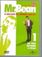 DVD Mr BEAN 1 ( Retourrne à L'école ) - Comedy