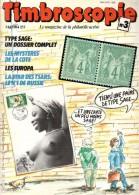Timbroscopie Numéro 3 – 05/1984. Le Magazine De La Philatélie Active. - Français (àpd. 1941)