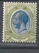 South Africa    1913 -1922 King George V   - WM 2 Filigrana  Testa Di Antilope - MNH SEE SCAN - Sud Africa (...-1961)