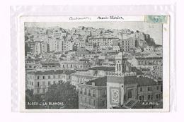 Alger - La Blanche - Algiers - Timbre/Stamp - Afrique - Alger