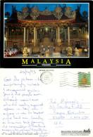 Khoo Clan House, Penang, Malaysia Postcard Posted 1993 Stamp - Malaysia