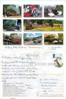 Puffing Billy Railway, Dandenong, Victoria, Australia Postcard Posted 2013 Stamp - Australie