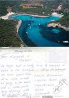 Cala Mondrago, Mallorca, Spain Postcard Posted 2013 MaltaPost Private Post Stamp - Mallorca