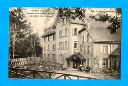 Lepuix : Le Grand Hôtel Du Sommet Du Ballon D'Alsace - France