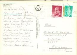 Spanien Cadiz MWST VII Centenario Gesta De Guzmanuel Breno Tarifa Kirche - Poststempel - Freistempel