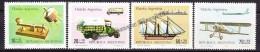 Argentina 1977 Yvert 1091- 94, Argentina Philatelic - Morse Code And Satellite - MNH - Argentina