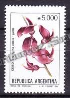 Argentina 1990 Yvert 1715 Definitive, Flower - MNH - Argentinien