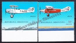 Argentina 2000 Yvert 2180- 81, Aerofila 2000, Antoine De Saint Exupery Centenary Of Birth - MNH - Argentinien