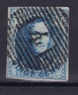 N° 7 Margé Planche II Position 21 Demi Lettres En Filigrane - 1851-1857 Médaillons (6/8)